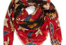 Scarves / by Angela Anselm