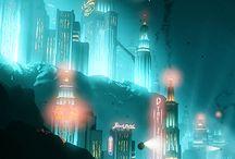 Lost underwater cities