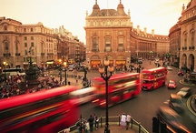 London / by ✈ 100 places to visit before you die