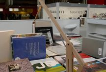 Leva at the 41th edition of Arte Fiera! / 11 Leva table lamps for the PrintVille's installation, the new bookshop that has welcomed visitors before entering the exhibition halls!