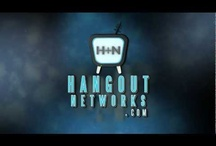HANGOUT NETWORKS / A fine collage of superior ONLINE CONTENT / by Melvin Little