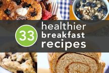 Healthy Breakfast / healthy clean eating breakfast / by Stephanie Darrow