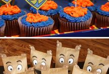 Violet's scooby doo party