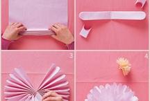 Ideas para fiestas: decoración
