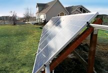 Alternative Energy/Self-Sufficiency / by Robert Welch