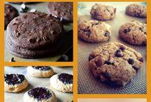 Gluten free desserts / by Brittany Semrow
