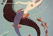 Mermaids & Mermen