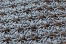 Crochet - Grannies & Blocks