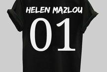 Helen Mazlou T-Shirts
