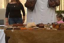 Bőrművesség / Általam készített bőrműves termékek. csupa kézzel készített használati tárgy.