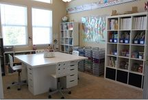 Homeschool Room / by Rachel Waits