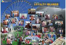 CM15034 Loyalty Islands / 26 July—3 Aug 2015