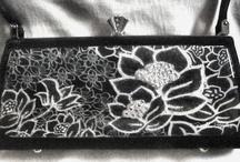 Fab Jewelry - Jeweled Purses - Beads / Jeweled handbags - Beads - Beading - Kewl Jewelry / by PineConeLady Crafts