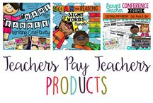 Teachers Pay Teachers Products from Once Upon a First Grade Adventure