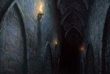 Замки Крепости