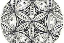 Doodle mats
