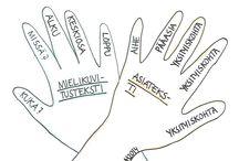 Äidinkieli: kirjoittaminen