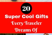 Travel Gift Ideas / Travel gift ideas for the traveller in your life #travelgift
