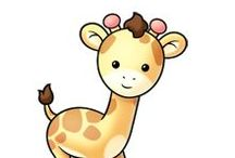 Giraffe ❤