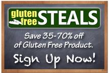 gluten wheat free / by Danielle Snow