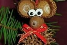 2013 homenade christmas ornqments ideas