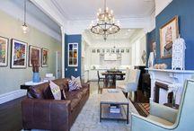 House - family room