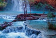Insanely Beautiful Waterfalls / Travel photos and travel tips on the world's most amazing waterfalls.