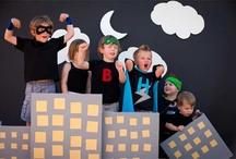 superhero kids party ideas