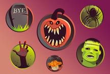 Sticky Stickers :D / Cool Stickers for Messaging apps and Social apps!
