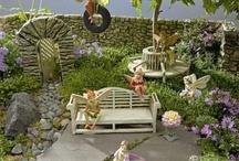 gnomes, fairies,& other small things / by Matt N Wendy Pritchett
