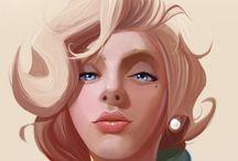 Monroe / Marilyn