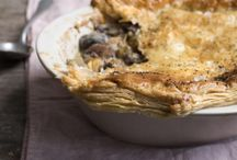 Pies / Whether you're after a sweet or savoury pie, we have the recipes to hit that pie craving!