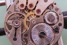 Watch Movements / Watches, mechanical, watchmaking, movements, calibers, timepiece, ETA, Buren, Omega, Helvetia, AS, Cyma, hand winder, automatic, self-winding, watch movement, Swiss, in-house