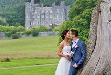 Wedding photography Castlewellan Castle