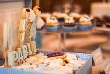 Candy Bar / Algunos de los trabajos que hemos realizado para mesas dulces en bodas y comuniones,