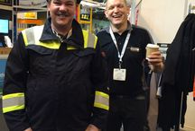The Health & Safety Event, NEC 2016