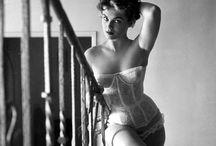 Inspiração Moda Íntima anos 60
