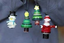 bottoni o button ornaments