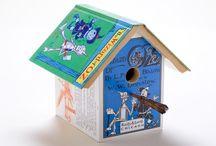 Calendar: Birdhouse diy / by Amy Yates