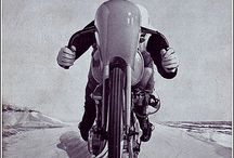 Vintage Motorcycle Posters / by Cycle Trader