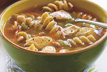 Food: Soups, Stews, Chili & Chowders / by laurie arvay