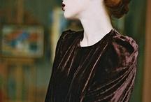 Velvet / Soft, royal, elegant.