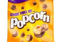 UK Chocs, Snacks & Sweets Newsboard