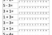 Matematika első osztály