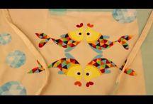 Fabric Painting DIY Videos