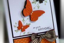 Cards I like... / Craft inspiration
