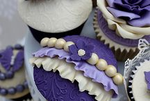 CUPCAKES / This board is about all different kinds of cupcakes.There are fancy ones and ones that can be easily made.These cupcakes have many different flavors to please ones palate. / by Sandra Hozey