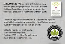 Sustainable fashion / Ethical sustainable eco friendly green fashion - the future!