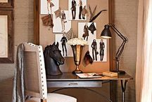 Fashion In The Home / Fashionable display in the home