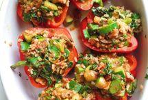 Vegeterian and Vegan Food